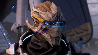 В Mass Effect: Andromeda представлена ещё одна спутница близнецов Райдер