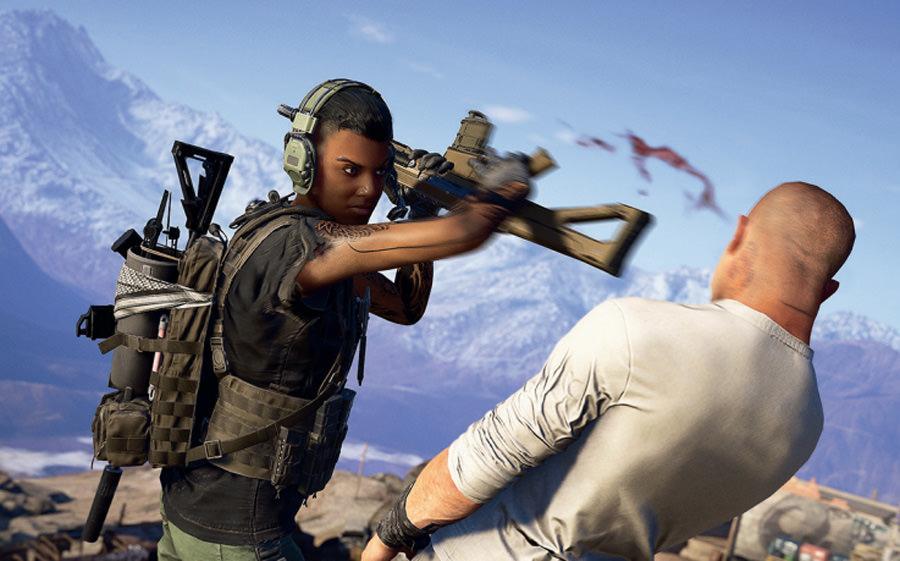 Стали известны системные требования Tom Clancy's Ghost Recon: Wildlands