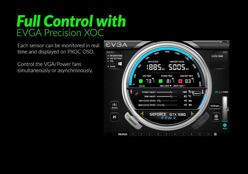 EVGA iCX 5