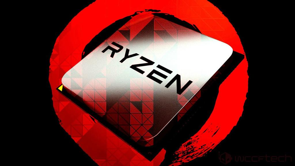 AMD Ryzen Full spec 1