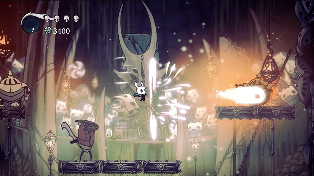 Hollow Knight — классический 2D-платформер, который выходит в этом месяце