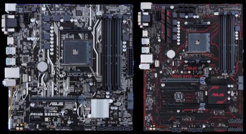 AM4 Motherboard 3