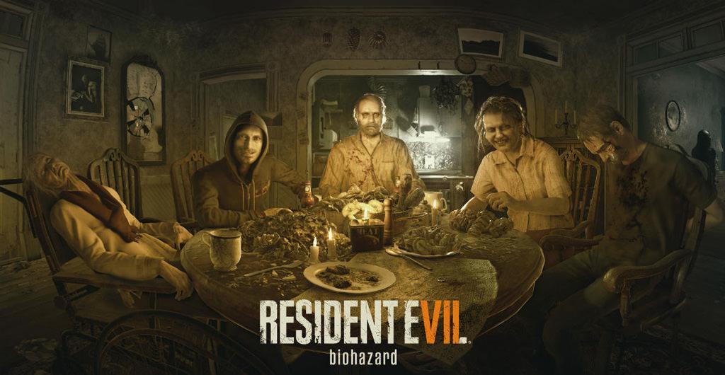 resident evil7 DLC
