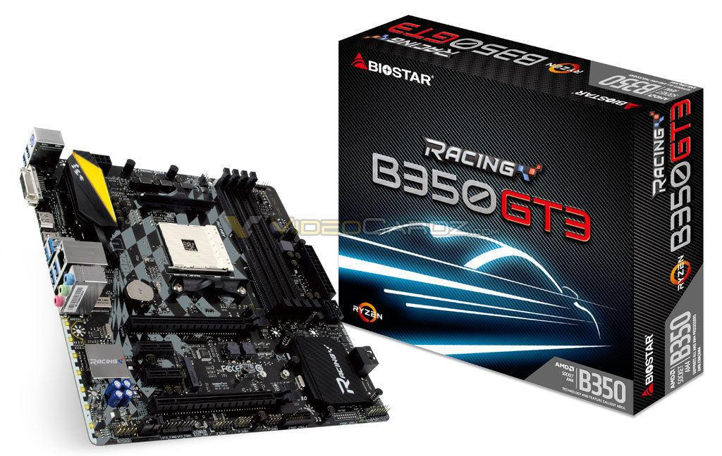 BIOSTAR Racing B350 GT3
