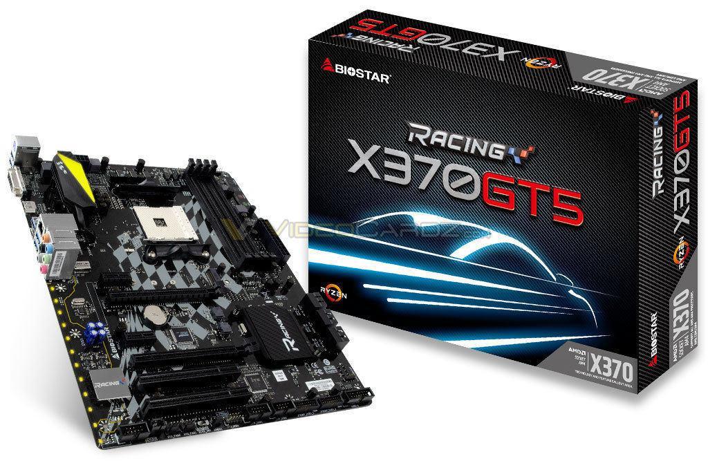 BIOSTAR Racing X370 GT5