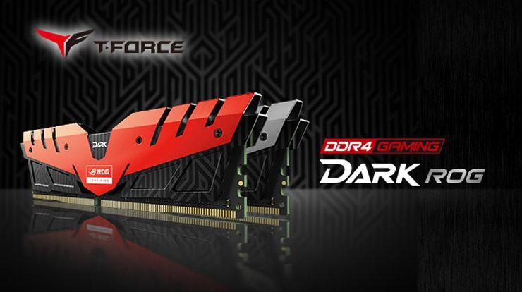 Team T Force Dark ROG 3