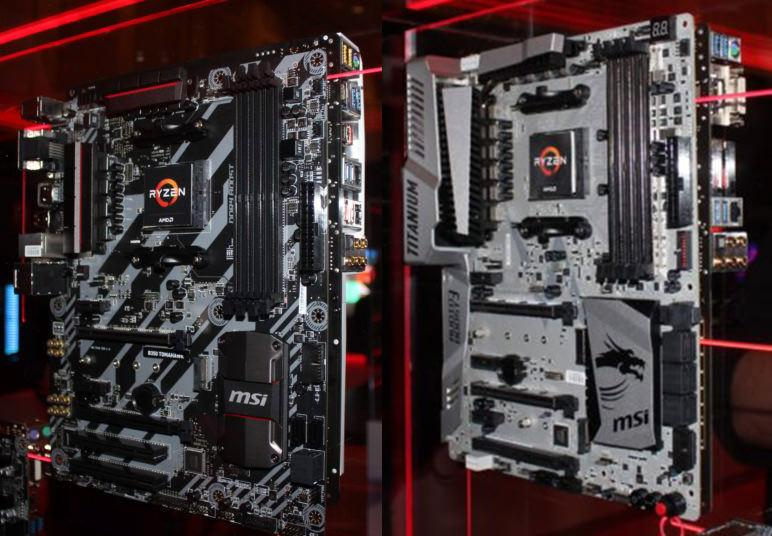 AM4 Motherboard 2