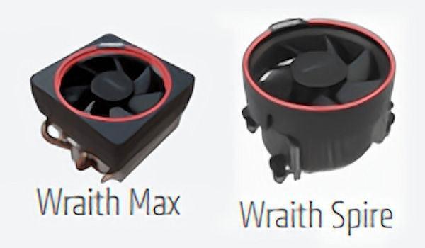 AMD Ryzen cooler 2