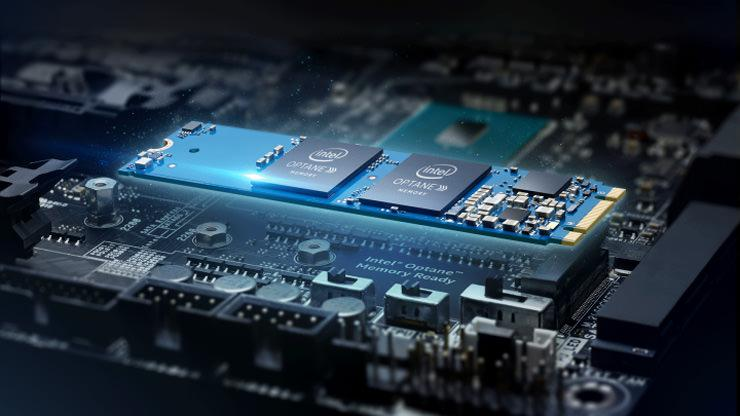Intel optane only Kaby Lake 1