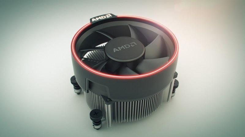 AMD Ryzen 4