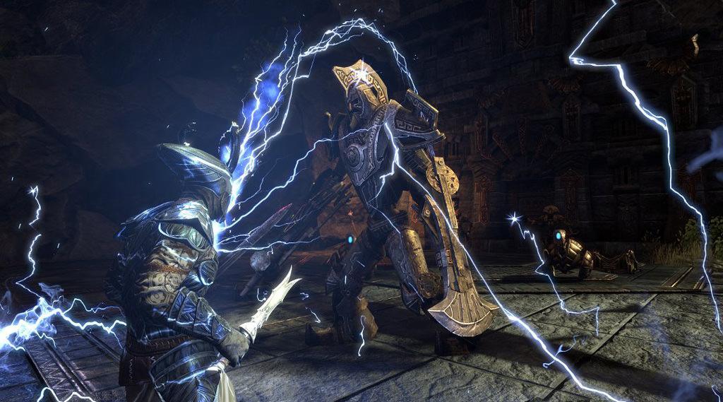 Bethesda выпустила трейлер дополнения Elder Scrolls Online: Morrowind