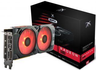 XFX представила видеокарту Radeon RX 480 Crimson Edition