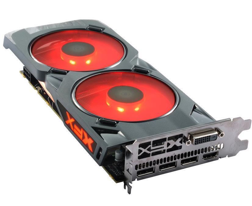 XFX Radeon RX 480 Crimson Edition 2