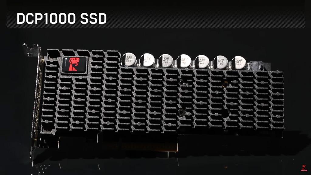 Kingston DCP-1000 – просто супер-быстрые SSD-накопители