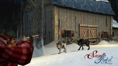 Игра Sang-Froid: Tales of Werewolves стала совершенно бесплатной