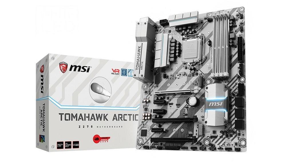 MSI Arctic Z270 Tomahawk
