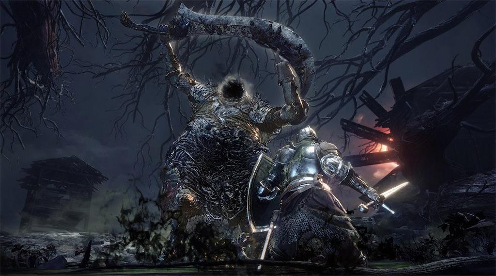 Показан более детальный геймплей-трейлер грядущего дополнения Dark Souls 3