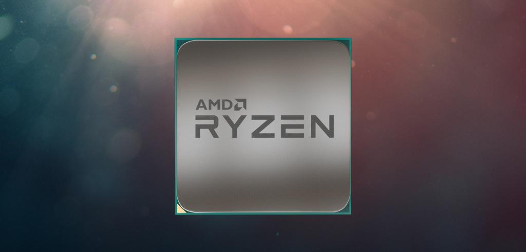 AMD Ryzen 4C 1
