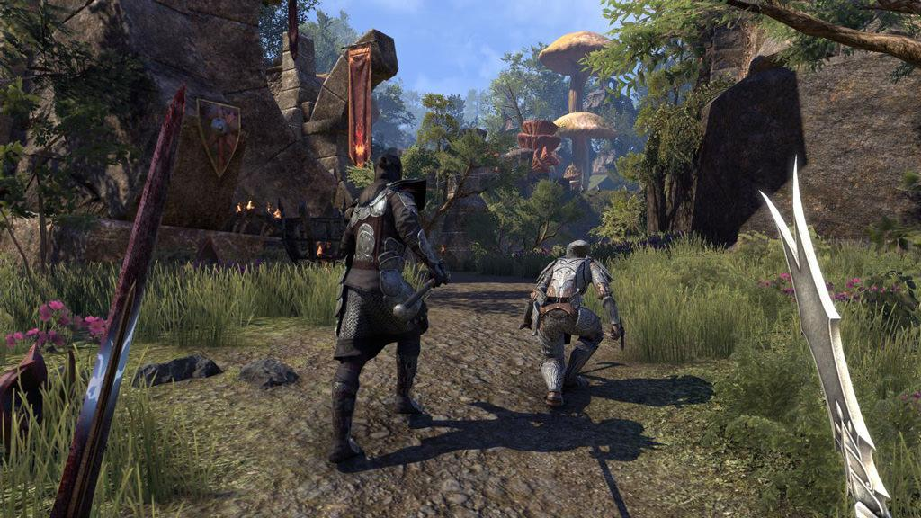 The Elder Scrolls Online Morrowind 3
