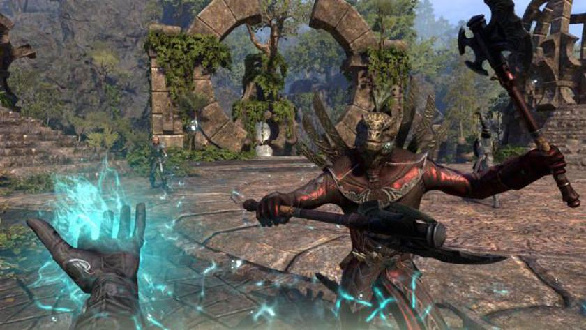 The Elder Scrolls Online Morrowind 4