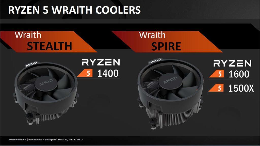 AMD Ryzen 5 Released 1