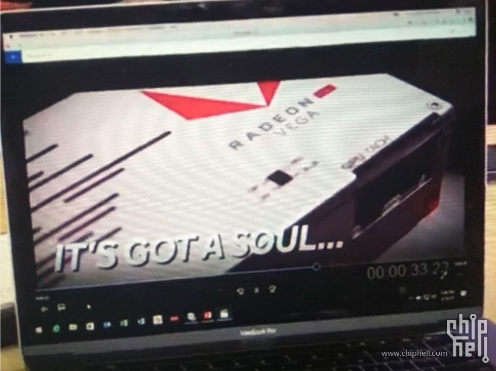 В ходе AMD Technology Summit показывали видеокарту Vega