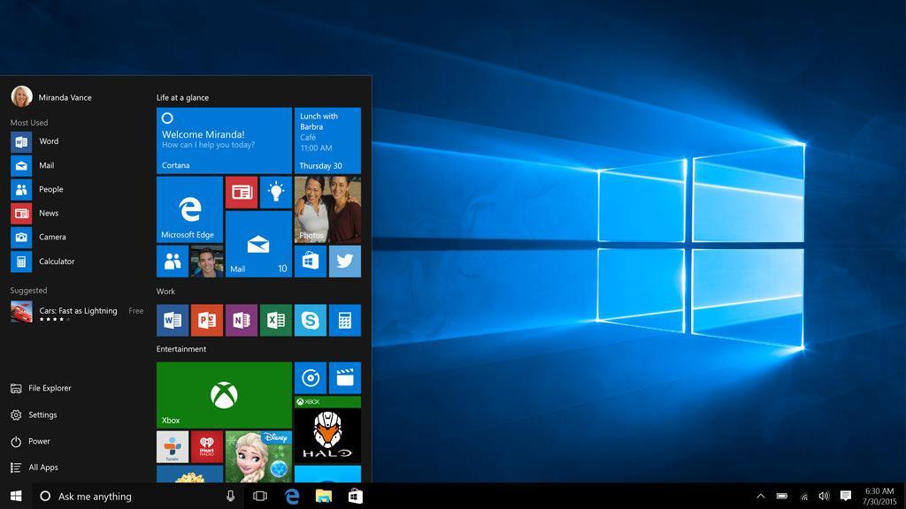 Microsoft снова хитро продвигает Windows 10