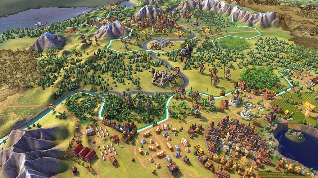 В Civilization 6 добавлен бесплатный демо-режим на 60 ходов