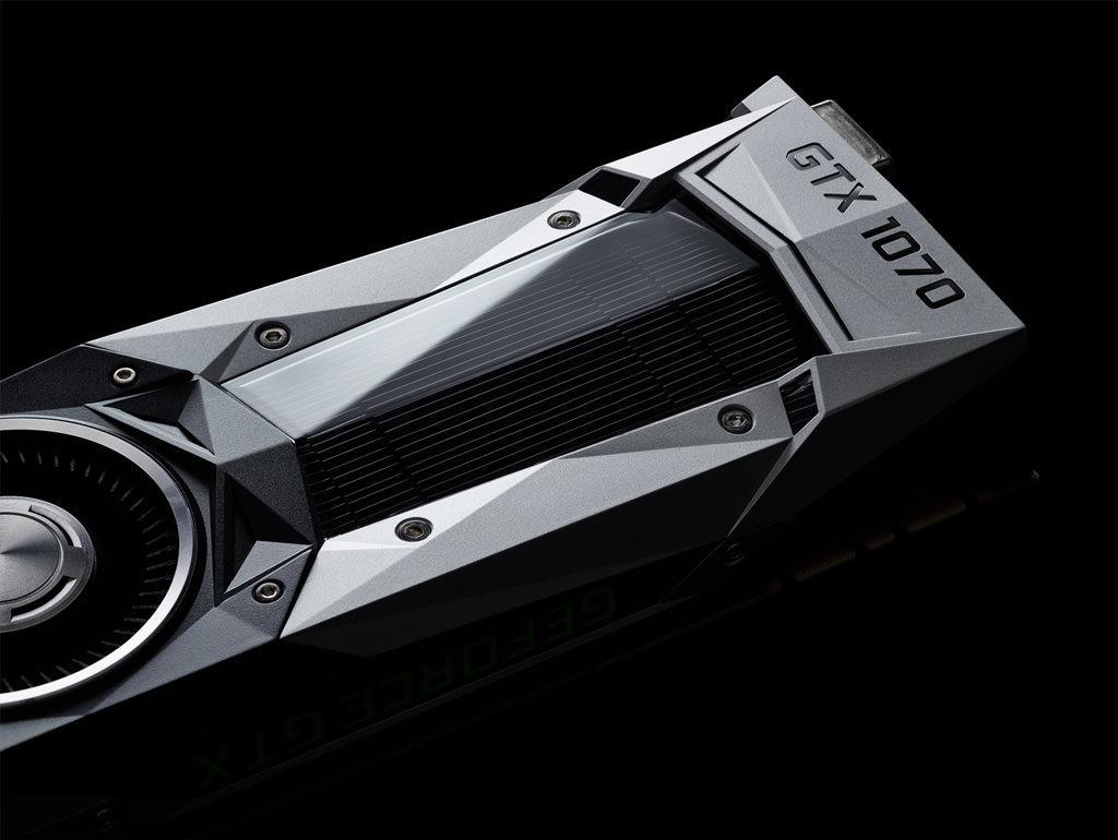 NVIDIA GeForce GTX 1070 Price cut