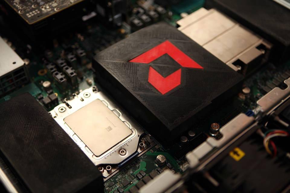 AMD Zen 16 Core Naples
