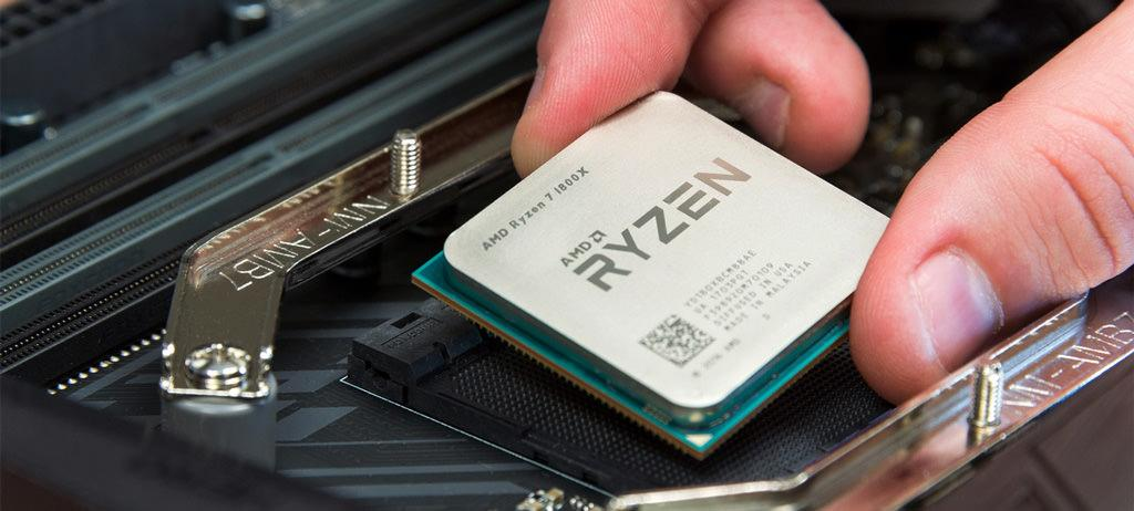 В процессорах Ryzen обнаружена ошибка, приводящая к зависанию