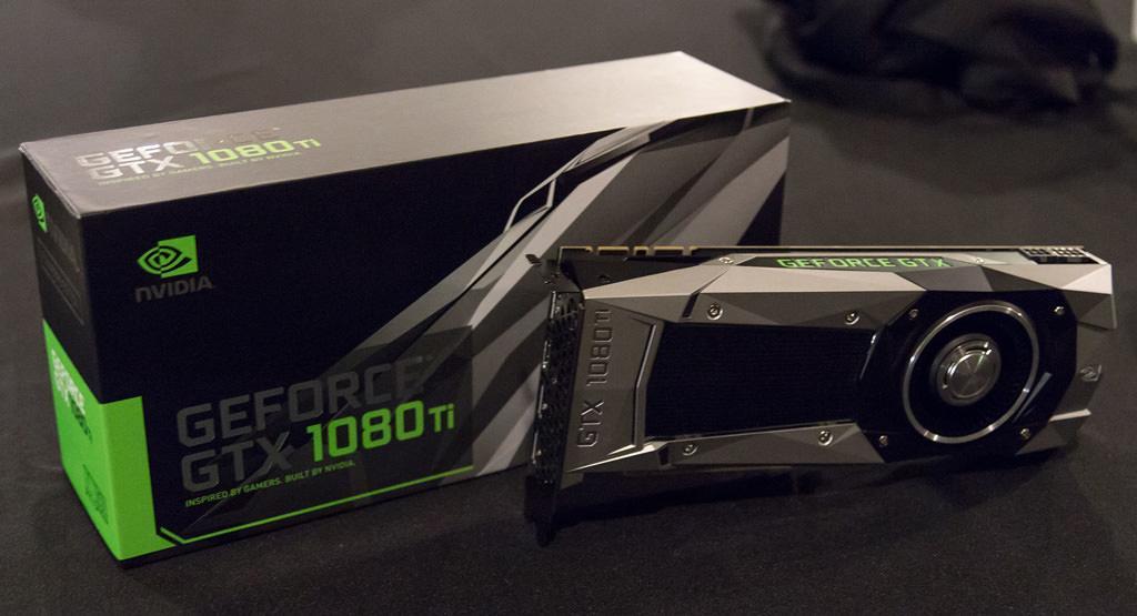 NVIDIA GeForce GTX 1080 Ti разогнана до 3 ГГц + названы частоты нереференсных видеокарт