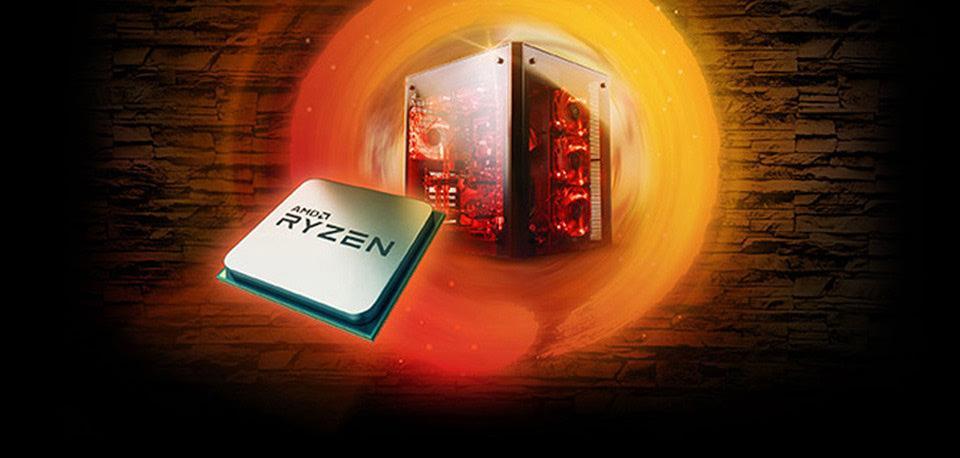 AMD Ryzen 12 Core 1