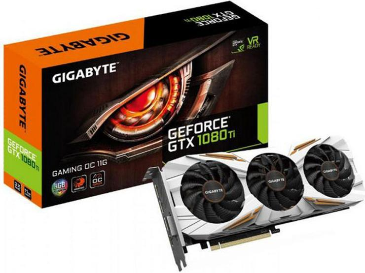 Gigabyte GTX 1080 Ti Gaming OC Windforce 3X
