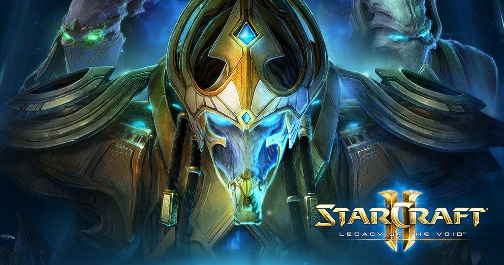 В среду StarCraft II ожидает обновление Legacy of the Void 3.12