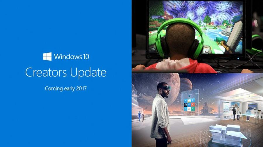 Windows 10 Creators Update 1