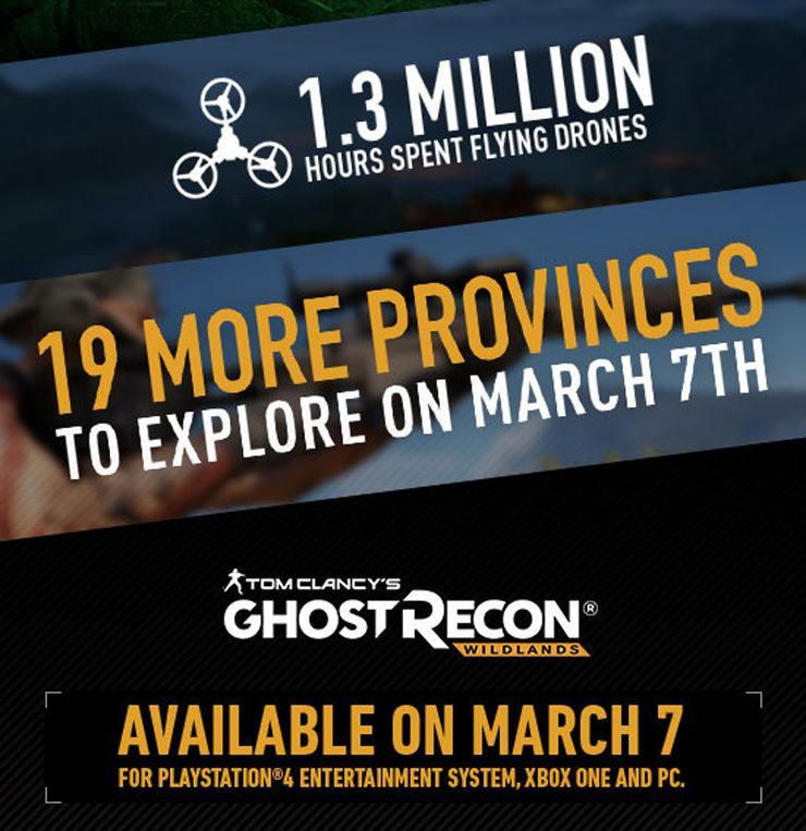 ghost recon wildlands obt record 6