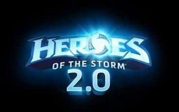 Крупное обновление Heroes of the Storm 2.0 принесёт в игру сундуки