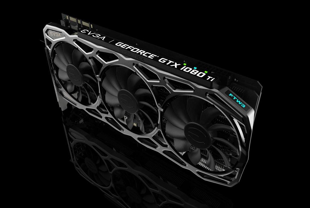 EVGA GeForce GTX 1080 Ti FTW3 1