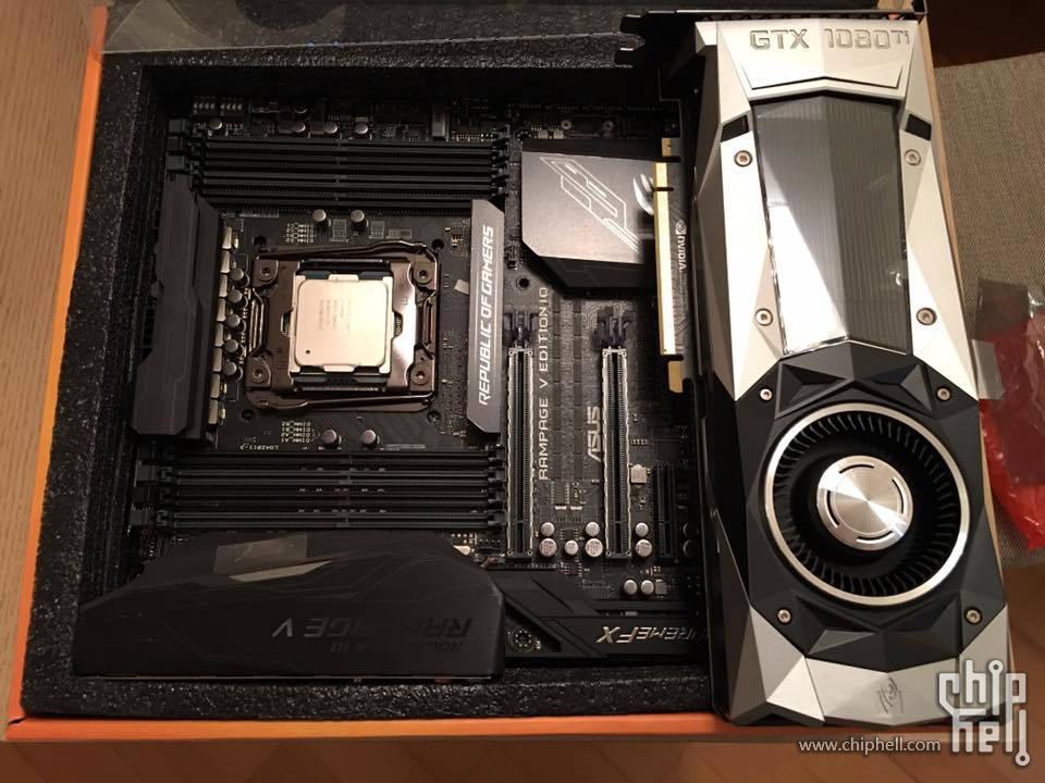 NVIDIA GTX 1080 Ti OC 3DMark 2