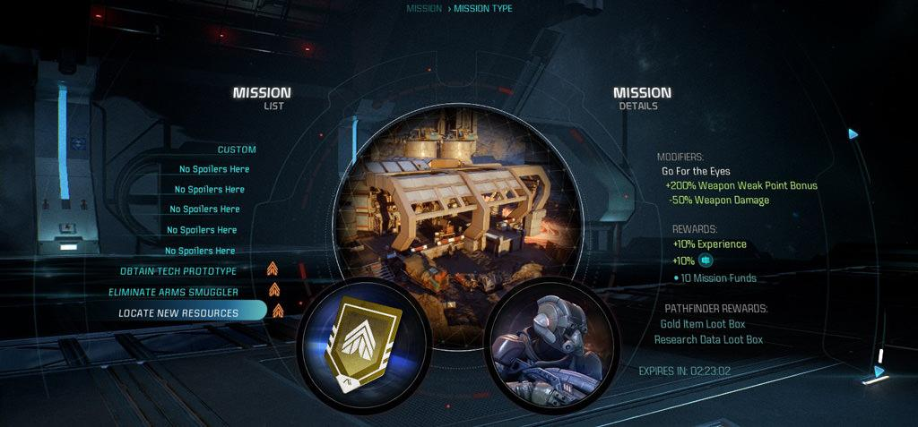 mass effect andromeda lootboxes 2