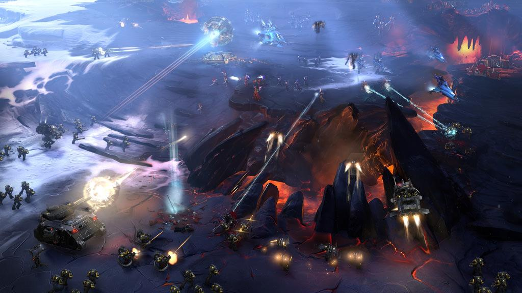 Dawn of War3 system requirements