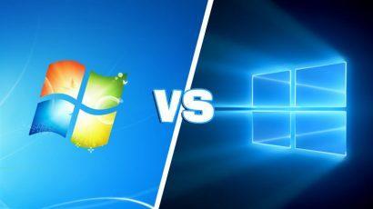 Почему результаты тестирования Ryzen на Windows 7 намного лучше, чем на Win 10?