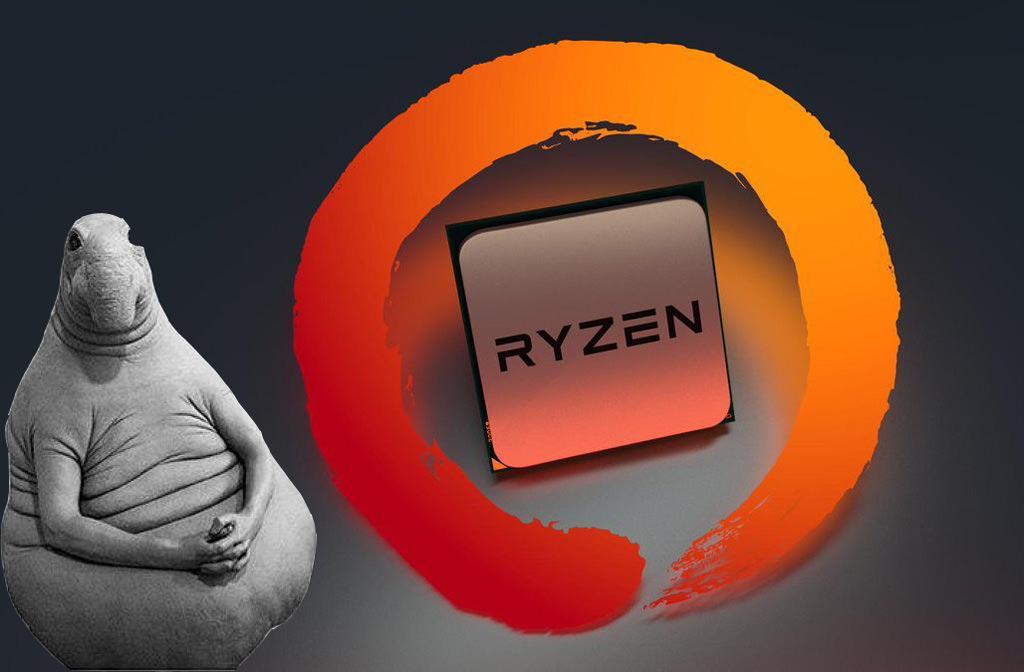 Обзор и  первое знакомство с AMD Ryzen 7 1700X. Ну привет-привет Ryzen, тебя все очень ждали