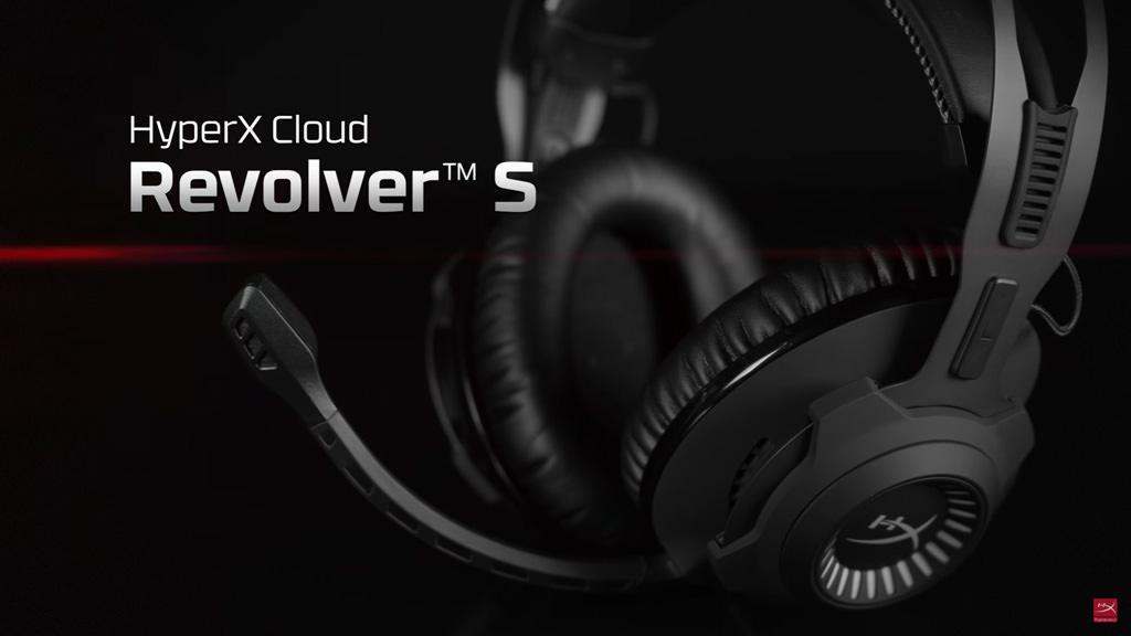 Обзор игровой гарнитуры HyperX Cloud Revolver S. Чем отличаются новые HyperX Revolver'ы от обычных?