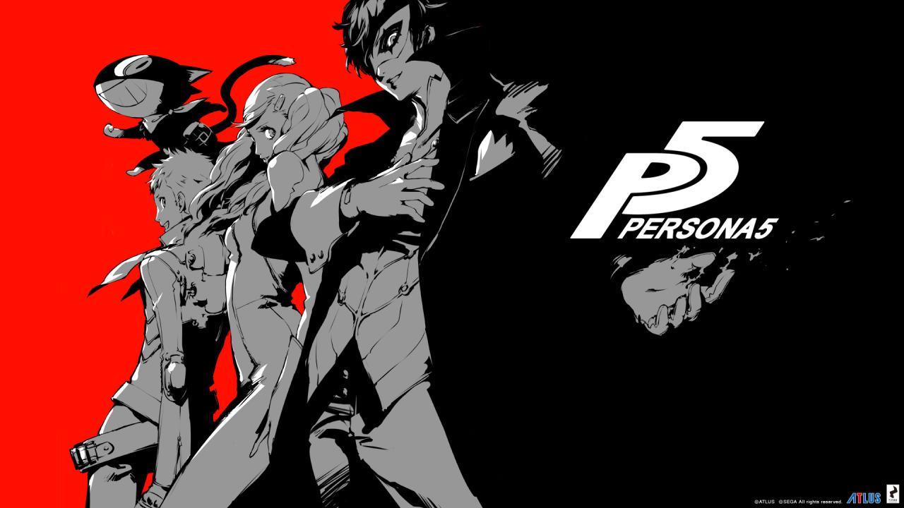 """Японская RPG Persona 5 и """"что то у нас много японских игр стало"""""""