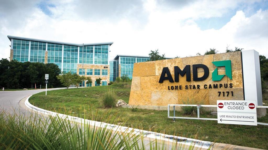 Немного про текущий статус AMD, да планах на будущее