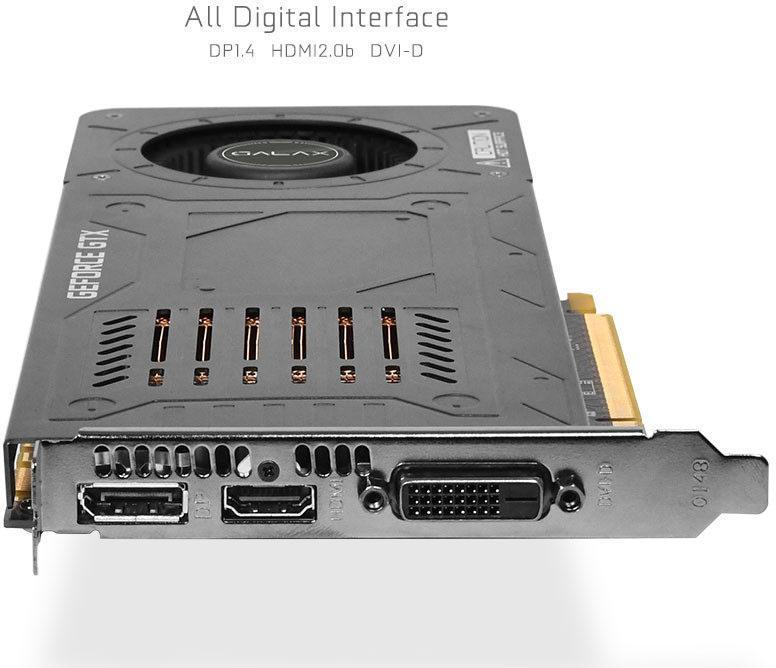 Galax GeForce GTX 1070 Katana 3