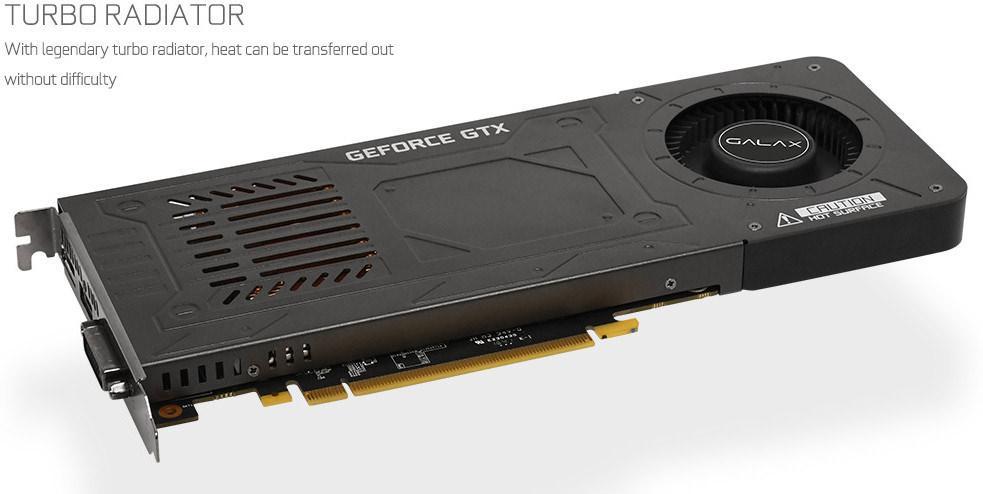 Galax GeForce GTX 1070 Katana 5