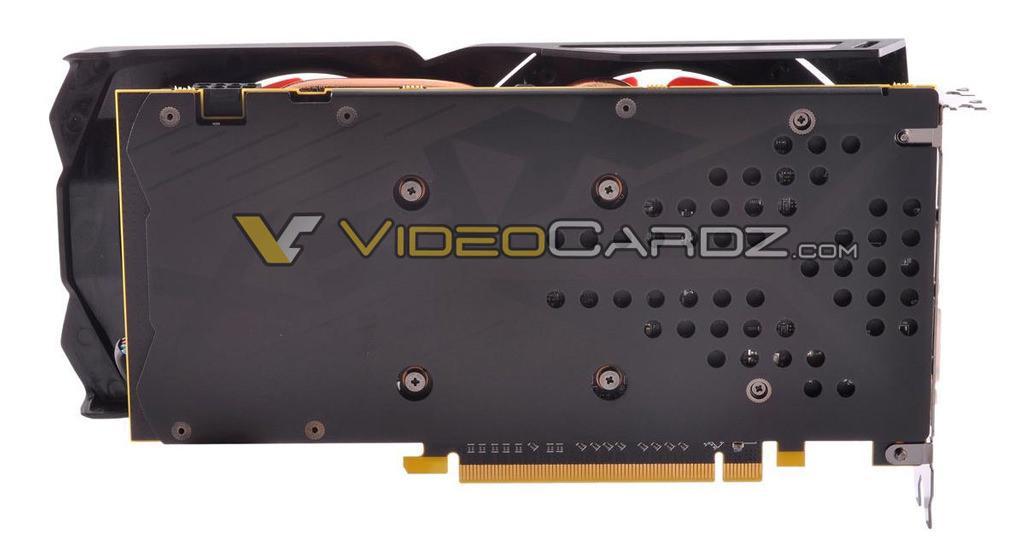 XFX Radeon RX 500 Series 2